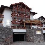 Foto di Hotel La Roccia