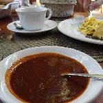 Love the house salsa