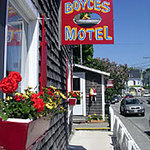 Welcome to Boyce's Motel