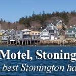 Stonington from the water