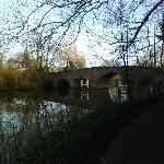 balade de Sonnings à Thames Valley Park