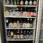 Sexy!  One of the best beer slections in town, over 40+ beers.