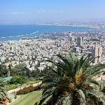 Haifa port