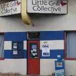 Exterior of Little River Grill