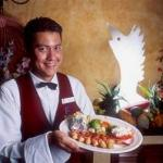Waiter from Santa Anita