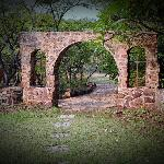 Archway to serenity