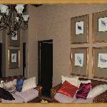 Comfortable quarters