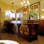 Hotel Lobby Area & Reception Desk