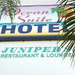 Foto de Ocean Suites Hotel