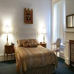 Priory Hotel Large Suite Bedroom