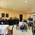 TXComfort Suites Breakfast Area Exposio