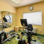 TXComfort Suites Fitness Room Exposio