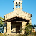 Chapel next to the Agriturismo