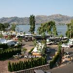 Waltons Lakefront RV Resort Foto
