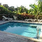 Piccola piscina di Espoir