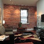 Arts Suite Living Room