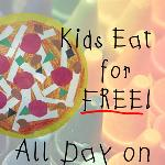 All kids 12 years and under. Monday Only.