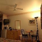 la chambre 106