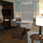 Living room area / Room 333
