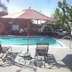 Old Town Inn heated pool