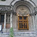 St. Bart's Entrance