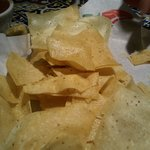 Grease-soaked chips