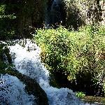Part of Roughlock Falls