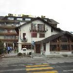 Seehotel Sternen Beckenried Foto