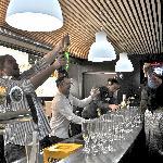 ambiance au bar