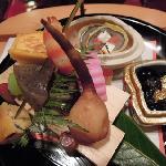 京料理「山水」はお手頃でお勧め