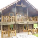 Swanage Log Cabin