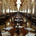the grand dining room