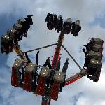 The Fun Fair at the Rotherham Show