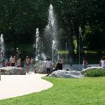 Waterplay area