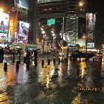Taipei offers magnificant night scene!