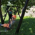 Villa stabia, på legepladsen