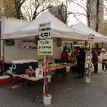 Union Square market
