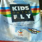 Kids on the Fly play area