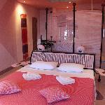Vientiane_Hotel Beau Rivage Mekong_doccia in camera