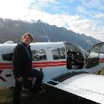 The 6 seater Piper Cherokee