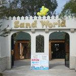 Sandworld Main entrance