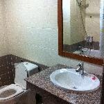 Bathroom in Double Room
