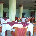 Restaurant at the Sur Beach Hotel