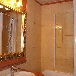 salle de bain chambre 310