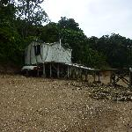 The Heartsong boat shed