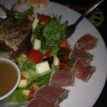 peppercorn tuna salad