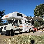 Our campervan site