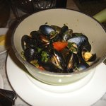 Small but excellent mussels.