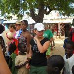 Carla 14 ans ;bouleversée par la pauvreté