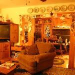 Living Room / Willkommen hof